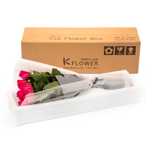 Cut flower box Rose